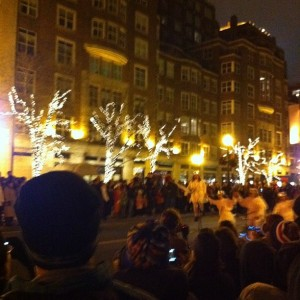 2012 First Night Parade Image