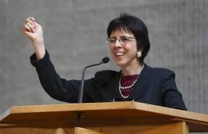 Friends Executive Director Elizabeth Vizza unveils new strategic plan