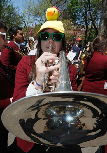 Havard University Marching Band