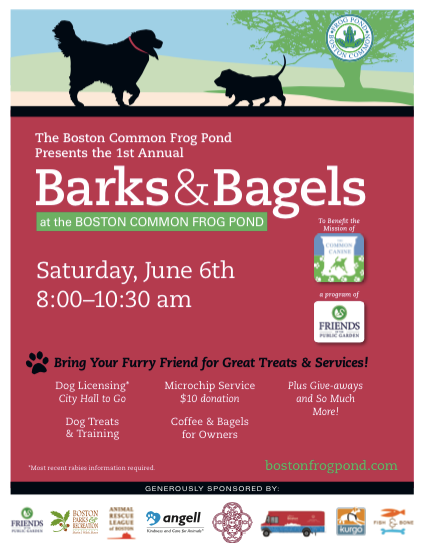 barks and bagels