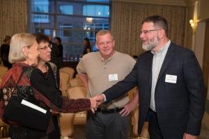 Friends of the Public Garden 2015 Members Reception
