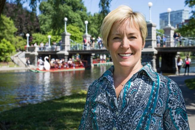 Leslie Singleton Adam, Chair, Friends of the Public Garden PROOF - 2